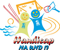 Logo Handicap - NA UND!?
